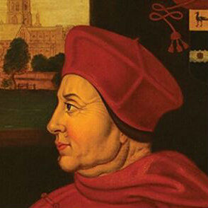 Thomas Wolsey at the height of his power