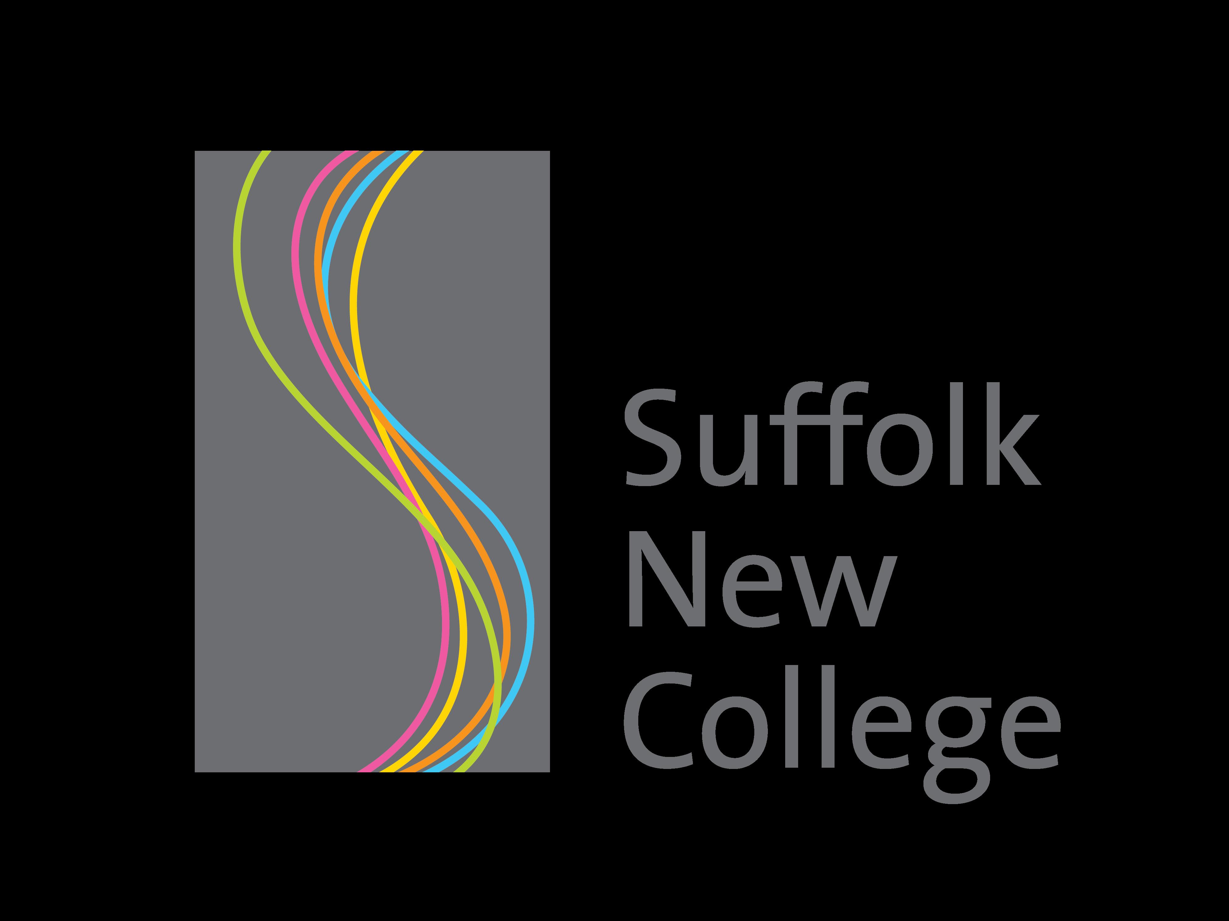 Suffolk New Collage logo