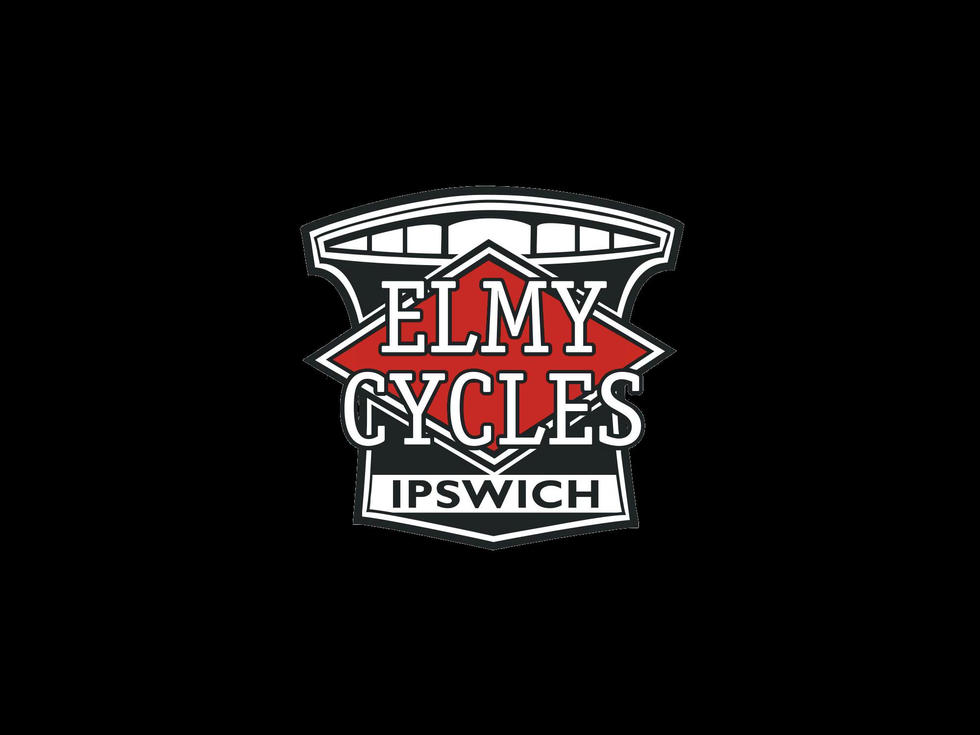 Elmy Cycles Ipswich logo