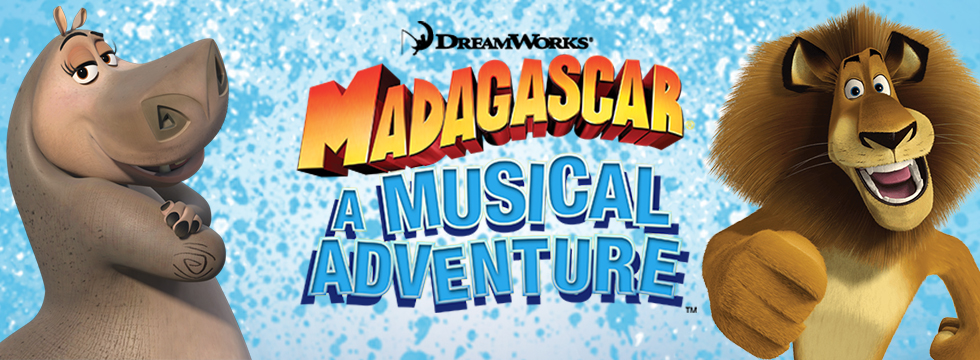 Madagascar - A Musical Adventure | Ipswich Entertains