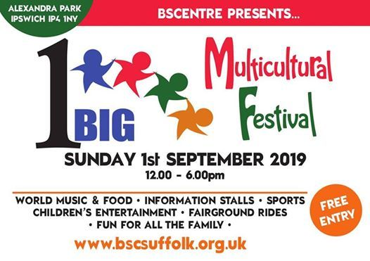 One Big Multicultural Festival