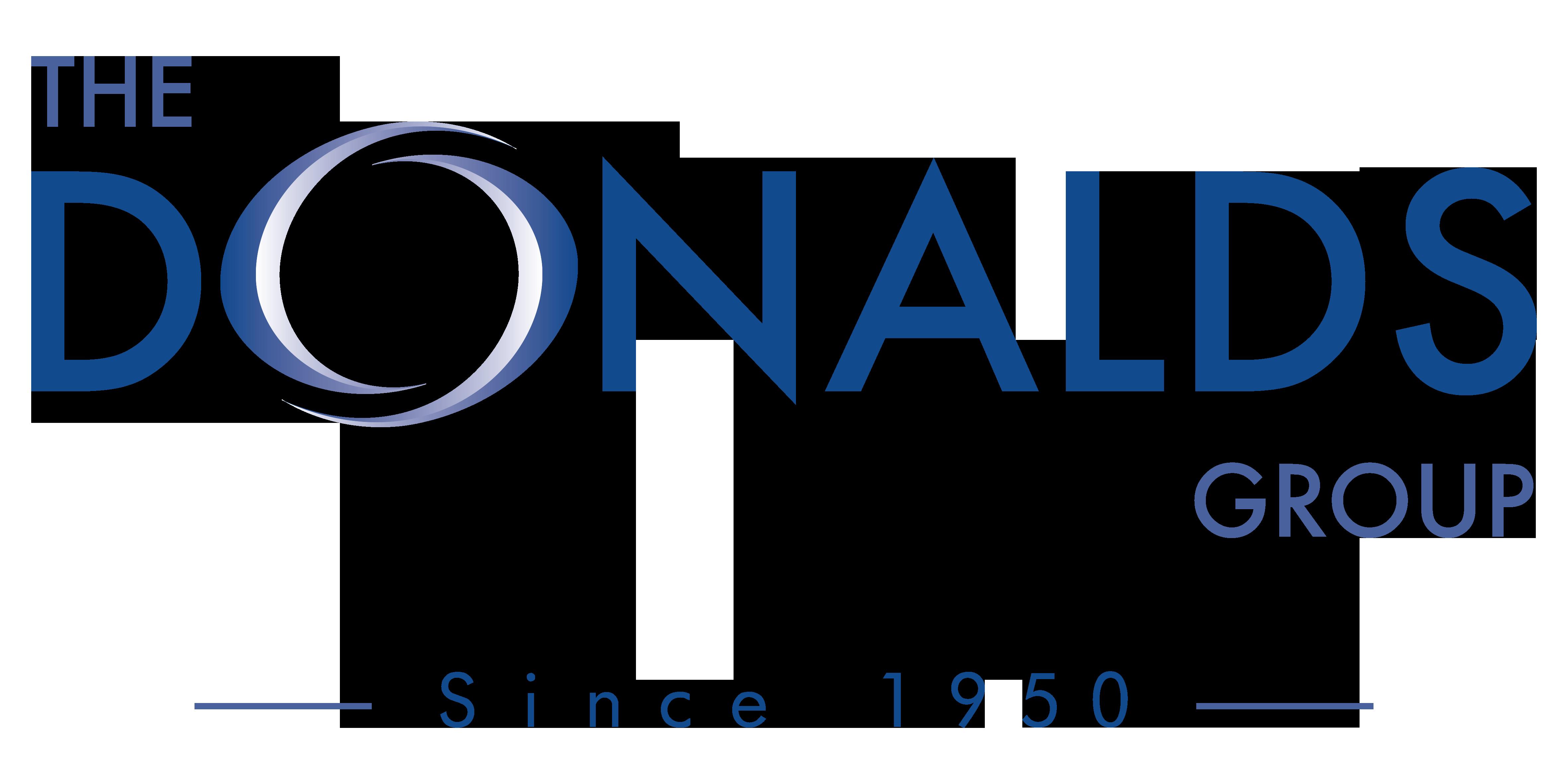 The Donalds Group logo